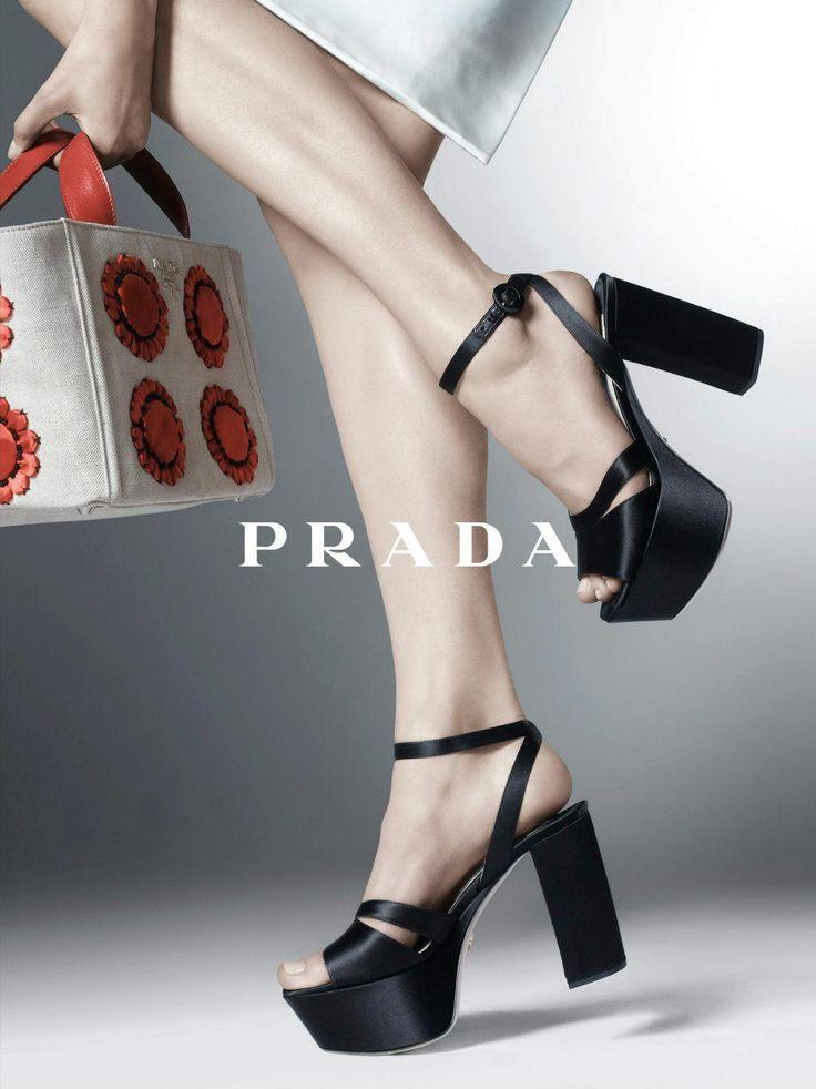 Prada SS 2013 Campaign by Steven Meisel