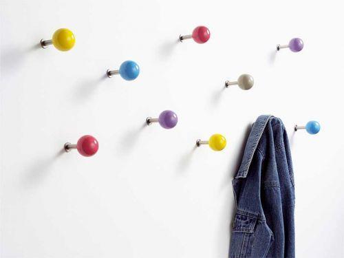 die besten 25 wandhaken garderobe ideen auf pinterest. Black Bedroom Furniture Sets. Home Design Ideas
