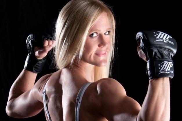 UFC: Holly Holm librará otro combate antes de enfrentar a Ronda Rousey