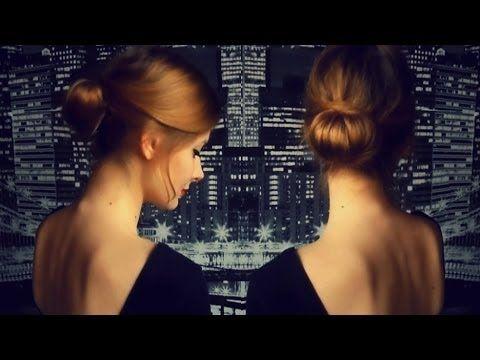 ▶ Upięcie dla cienkich włosów + wypełniacz do koka DIY | Fryzura na Sylwestra - YouTube