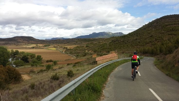Cycling scenic routes, Rioja and Ribera Cycling