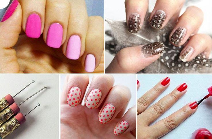 9 τρικ για εκπληκτικό μανικιούρ και όμορφα νύχια