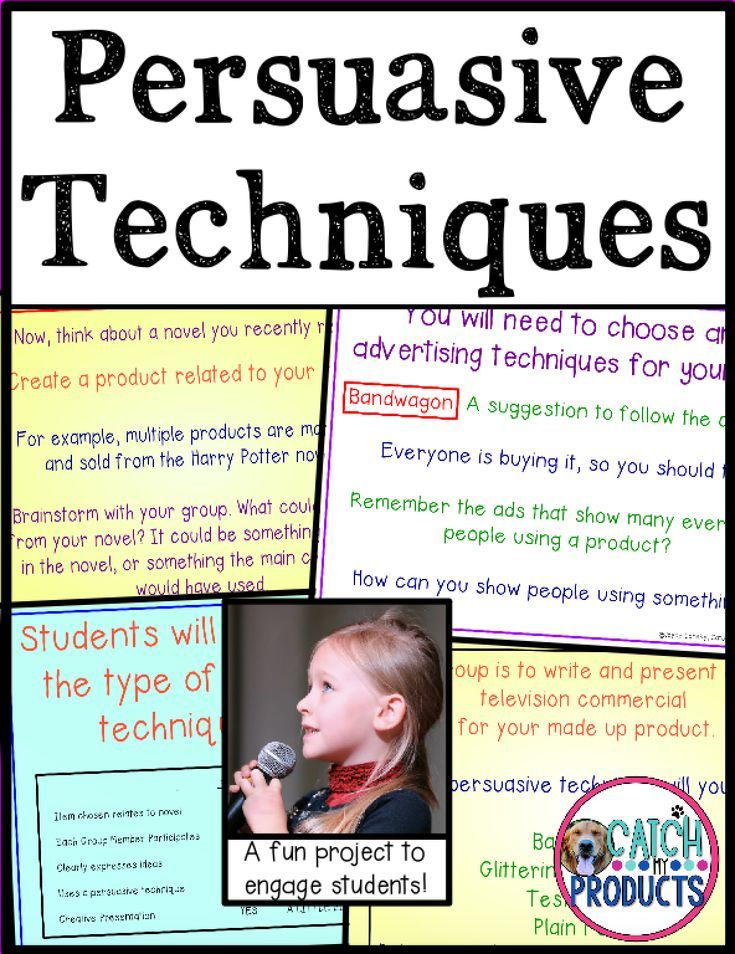 4th Grade Advertisements Examples For Kids
