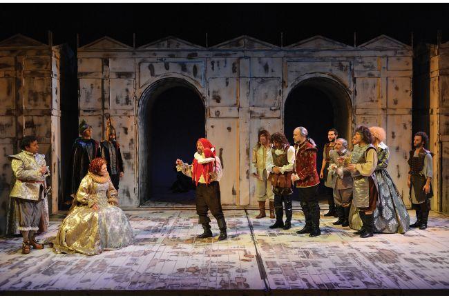 Ankara DT, Shakespeare Zorda