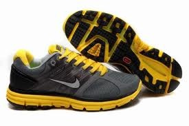 Nike Lunarglide 2 - my first pair of true running shoes