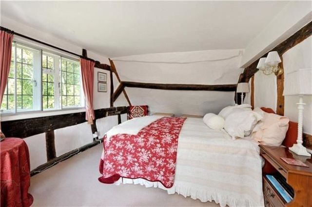 This+Thatched+English+Cottage+for+Sale+Is+Pure+Magic  - CountryLiving.com