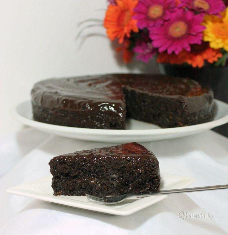 Torta z červenej repy • recept • bonvivani.sk