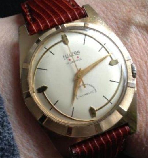 Wild mid-century Hilton Vintage Watch (Retroworx Collection)