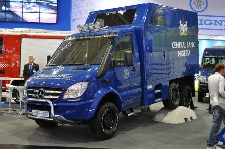 Mercedes Benz Sprinter X Transfer