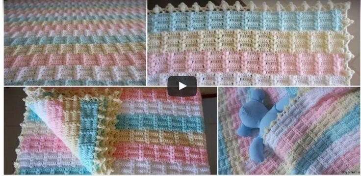 Çok beğenilen bir battaniye modeli. Videolu olarak sizlere anlatmaya çalıştık. Umarım beğenirsiniz. Battaniyenin daha detaylı anlatımına ekose desenli fıst