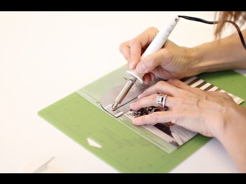 How to Use the Photo Sleeve FUSE Tool (Tutorial) - CraftDirect.com - YouTube