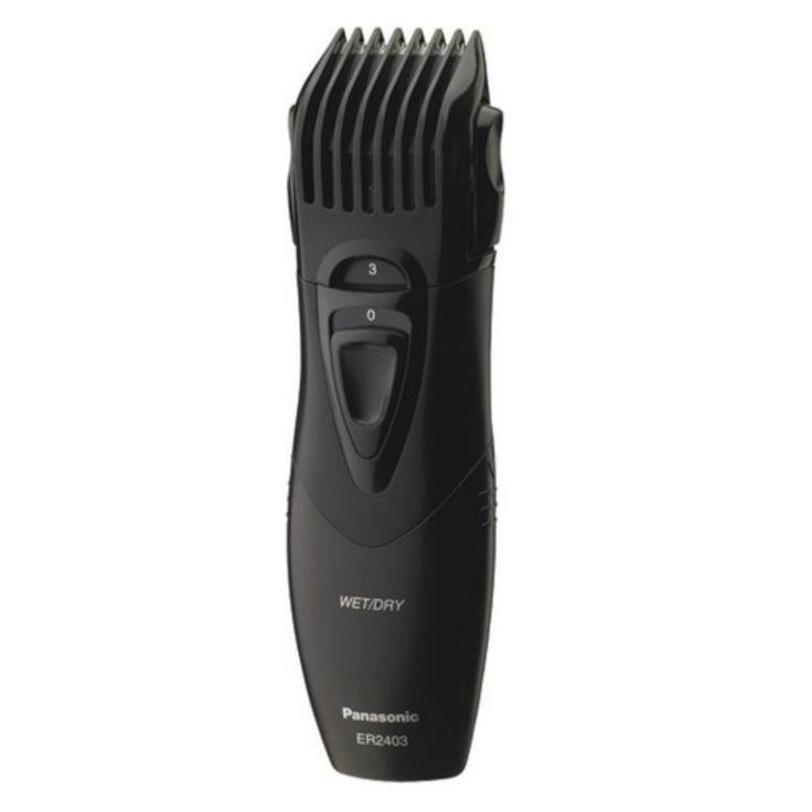 Panasonic ER2403K Wet/Dry Hair and Beard Trimmer - PANPER2403K