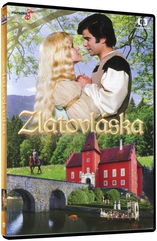Zlatovlaska (Goldilocks) DVD box Czech fairy-tale musical 1973