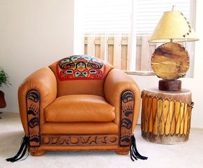 17 best images about native design and creativity on for Native american furniture designs