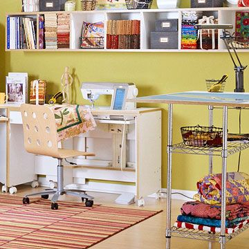 Pictures Of Sewing Room Ideas