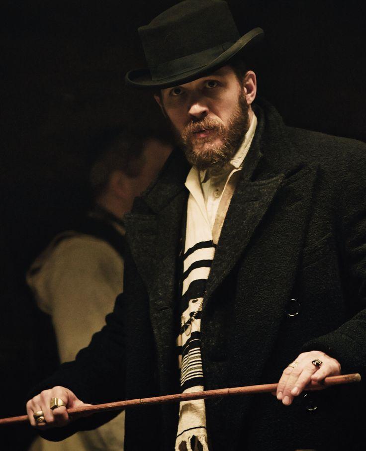 Fuck Yeah Peaky Blinders | tomhardyvariations: Tom Hardy as Alfie Solomons...