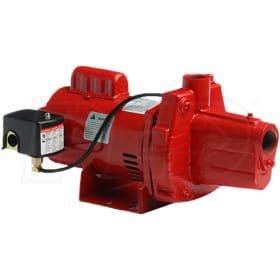 Buy Red Lion RJS-100-PREM Direct. Free Shipping. Tax-Free. Check the Red Lion 23 GPM 1 HP Cast Iron Shallow Well Jet Pump ratings before checking out.