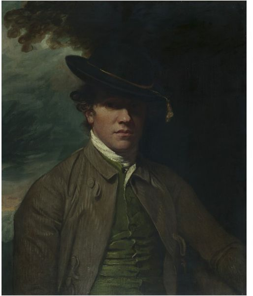 A young man of the Maynard family, George Romney, late 18th century, Oil on canvas. Bequeathed by Claude D. Rotch. l Victoria and Albert Museum