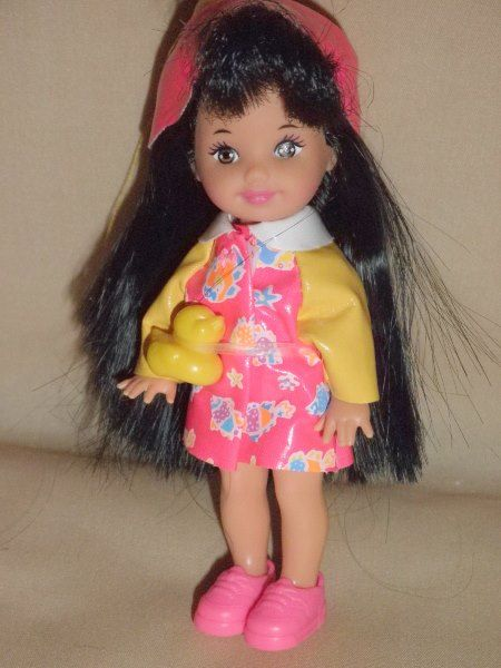 317 Best Barbie Kelly And Friends Images On Pinterest