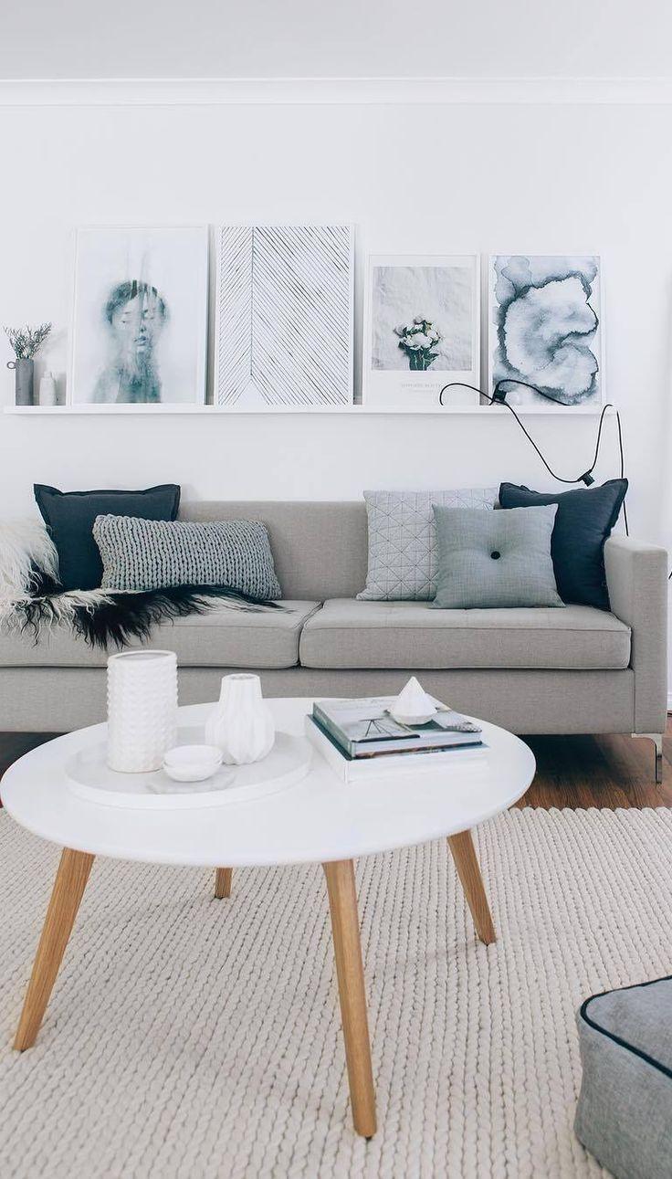 Www Instagram Com Dekor Mode Scandinavian Design Living Room Living Room Grey Living Room Scandinavian