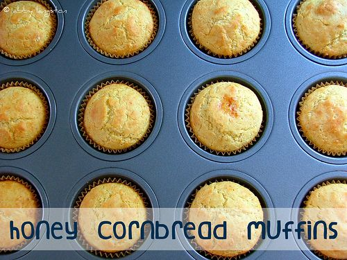 images about Corn Bread and Pudding on Pinterest | Honey cornbread ...