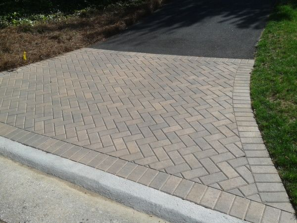 17 best images about driveway aprons on pinterest for Best way to clean cement driveway