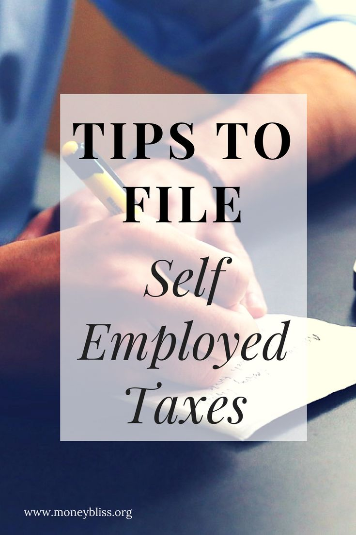 How To File Self Employed Taxes. Tax help for bloggers, freelancers, and independent contractors. Tax Software. TurboTax.