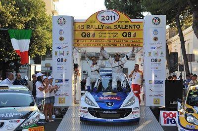 Il 50 Rally del Salento si rinnova nel segno della tradizione