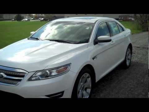 2012 Ford Taurus Review