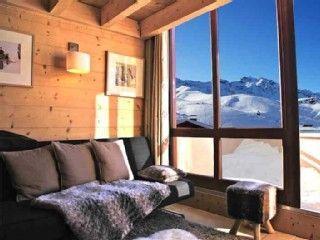 Appartement Val Thorens - Duplex de charme 3 chambres Val Thorens Centre. Pied des Pistes. Terrasse Sud 1179541   Abritel