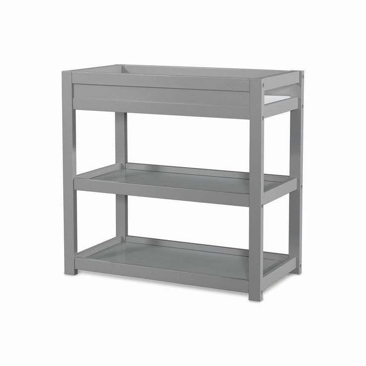 Child Craft Mod Dressing Table, Gray