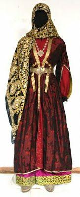 Traditional Lak Dress (Kumukh)