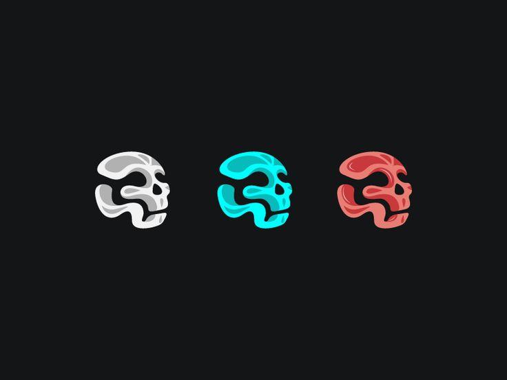 Skullz by Stevan Rodic