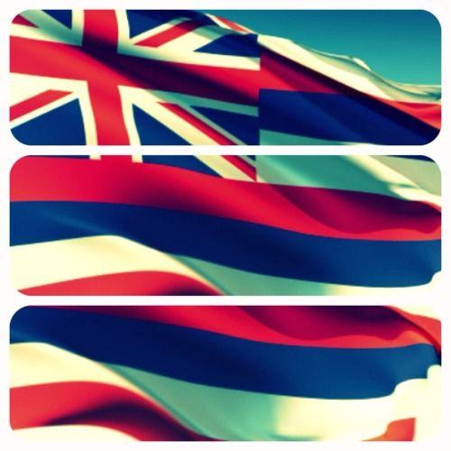 Hawaii flag my instagram #hawaii #instagram
