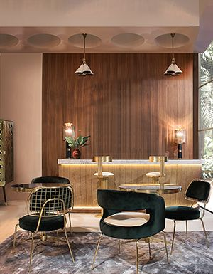 First of all let me introduce you to DelightFULL, a portuguese luxury brand that focuses on designing mid-century lighting items for modern interiors. Their inspiration is driven by classic concepts and personalities from the 50's and 60's, which are combined with timeless detailing.