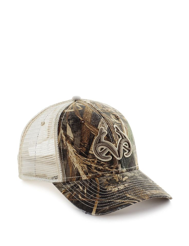 Realtree® Low Profile Camouflage Cap | Stage Stores