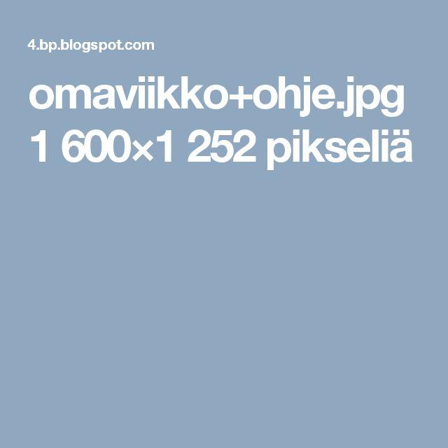 omaviikko+ohje.jpg 1600×1252 pikseliä