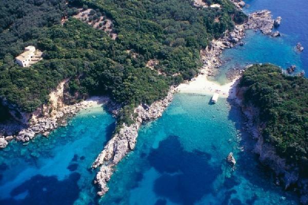 Corfu, Paleokastritsa beach and coves    love to go or go again   Pinterest   Cove, Beaches and