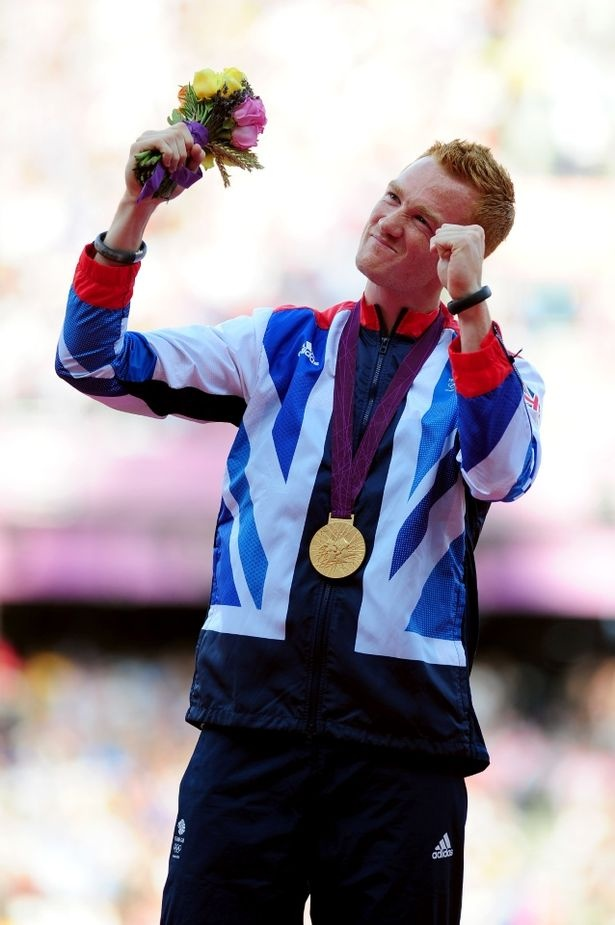 Greg Rutherford (Long jump gold)