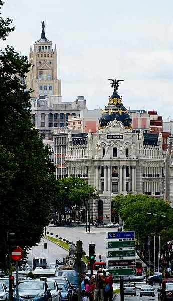 Ontdek meer vakanties, reizen, citytrips en vluchten naar Madrid, Spanje hier…