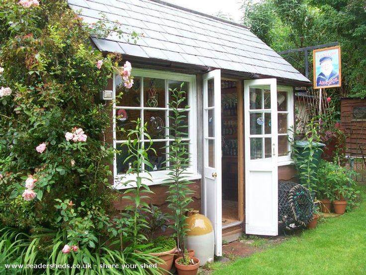 Garden Sheds Exeter 364 best garden sheds images on pinterest | potting sheds, potting