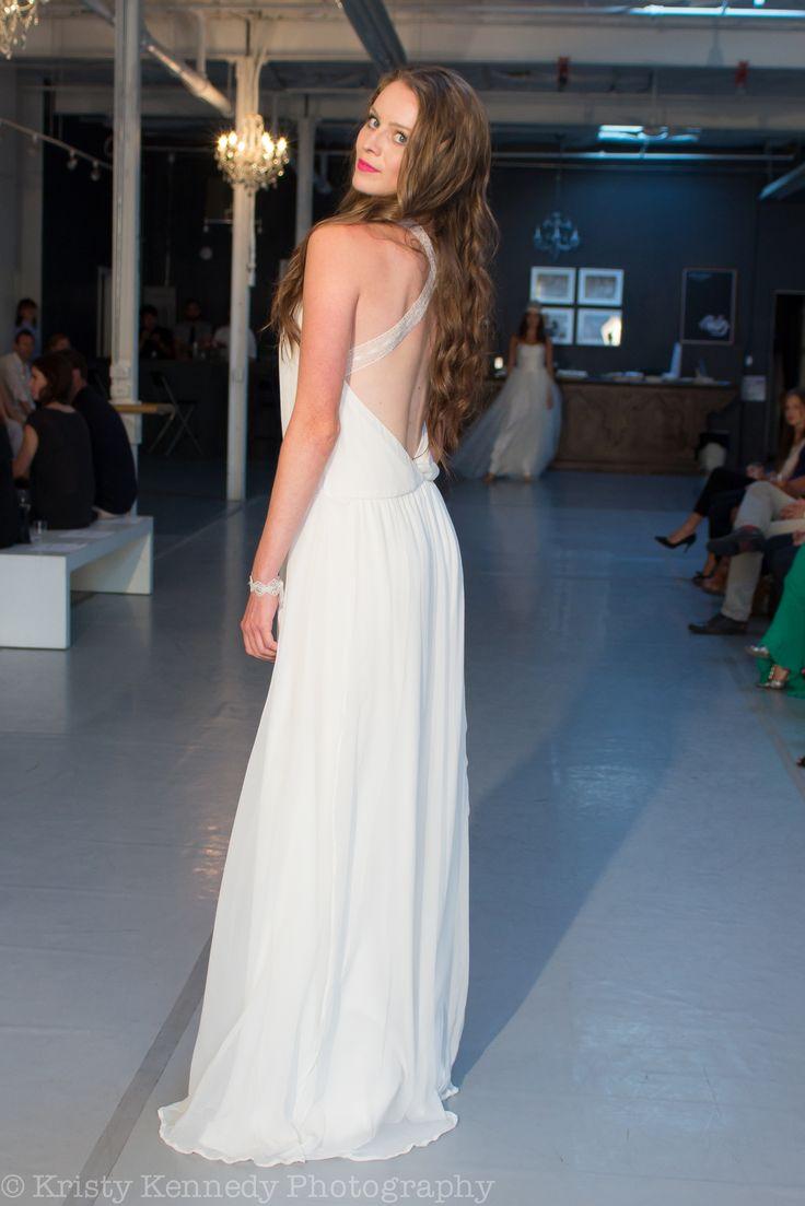 RUNWAY: Bohemian bride.  andforlove.com