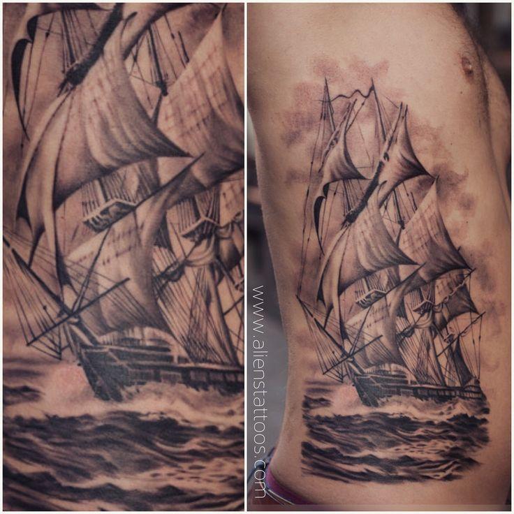 Best 20  Kraken Tattoo ideas on Pinterest | Thigh tat, Tattoo ...