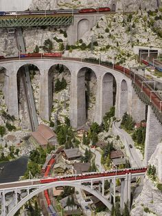 Hamburg miniatur wunderland largest model rr in world