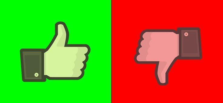 (Dis)like-kaartje. Ik plastificeer deze kaartjes voor de leerlingen. Tijdens zelfstandig werk leggen ze de juiste kleur/duim naar boven. Groen = geen probleem, rood = iets lukt me niet/ik heb hulp nodig.