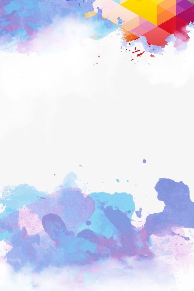 Watercolor Background Png : watercolor, background, Watercolor, Background, Background,, Poster, Design,, Graphic, Wallpaper
