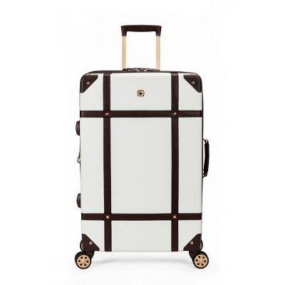 0bb53e8df3d0 Swissgear 26 Hardside Trunk Luggage - Swiss Coffee in 2019 ...