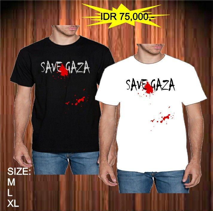 SAVE GAZA / OEMAH SEMUT CLOTHES