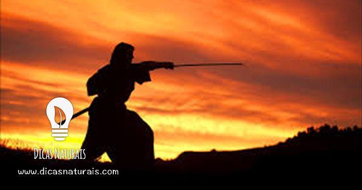 Tónico samurai para o cansaço e para as dores
