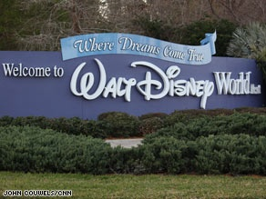 Disney World... some day...